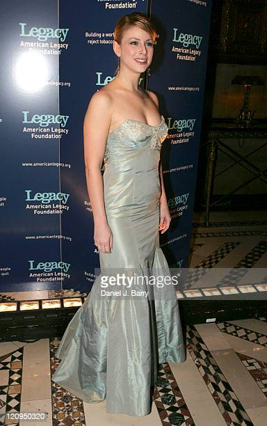 Diane Neal during American Legacy Foundation's Third Annual Honors Event at Cipriani in New York City New York United States
