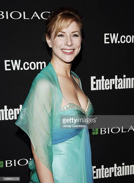 Diane Neal during The 78th Annual Academy Awards Entertainment Weekly New York Viewing Party Arrivals at Elaine's in New York City New York United...
