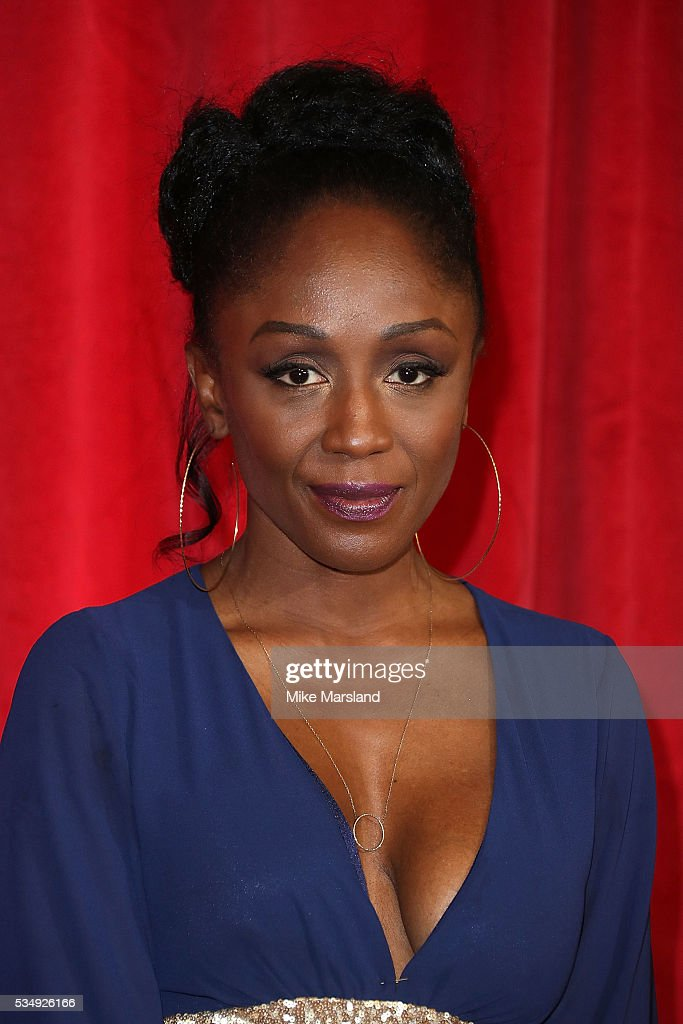 <a gi-track='captionPersonalityLinkClicked' href=/galleries/search?phrase=Diane+Parish&family=editorial&specificpeople=3050439 ng-click='$event.stopPropagation()'>Diane Parish</a> attends the British Soap Awards 2016 at Hackney Empire on May 28, 2016 in London, England.