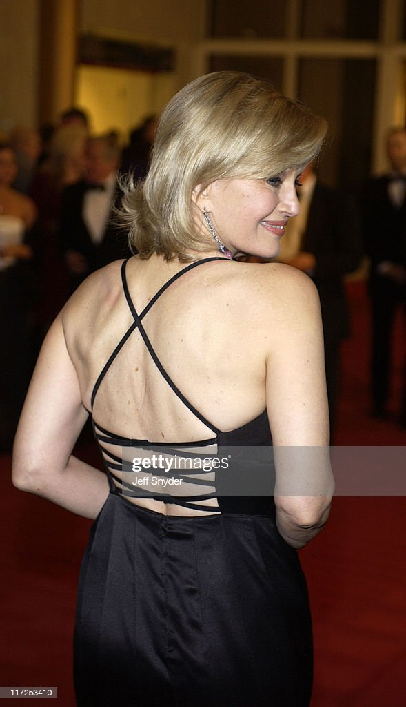 Diane Sawyer during 26th Annual Kennedy Center Honors at John F Kennedy Center for the Performing Arts in Washington, DC, United States.