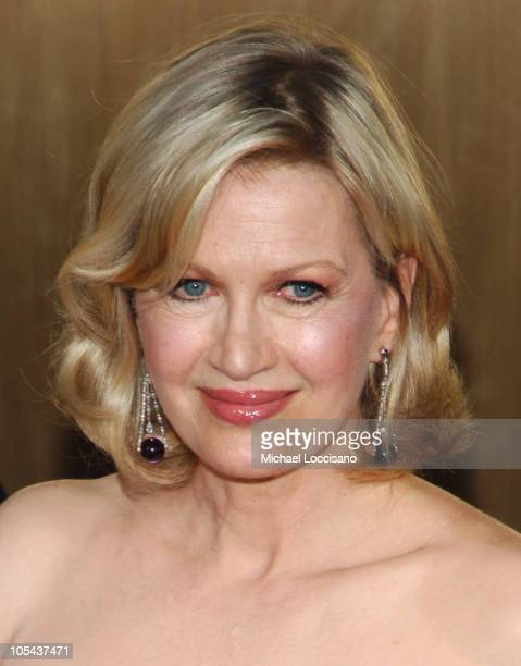 Diane Sawyer during 59th Annual Tony Awards Arrivals at Radio City Music Hall in New York City New York United States