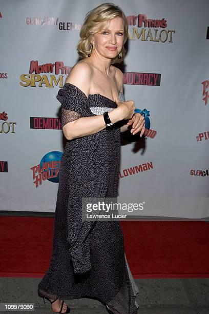 Diane Sawyer during 59th Annual Tony Awards Planet Hollywood After Party at Planet Hollywood in New York City New York United States
