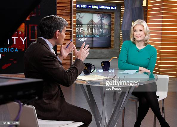 Good Morning America Diane Sawyer : Diane sawyer photos stock and pictures getty images