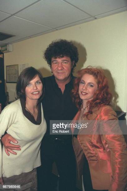 Diane Tell Robert Charlebois and Isabelle Boulay all from Quebec