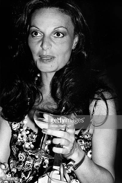 Diane von Furstenberg at Studio 54 New York 1977