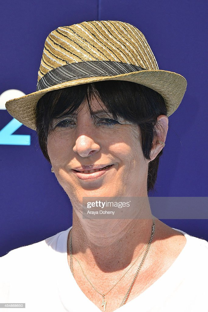 Diane Warren attends the premiere of 'Dolphin Tale 2' at Regency Village Theatre on September 7, 2014 in Westwood, California.
