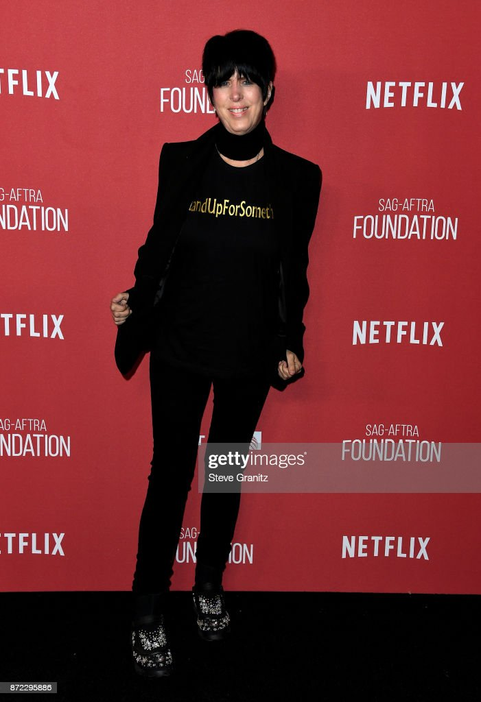 Diane Warren attends the SAG-AFTRA Foundation Patron of the Artists Awards 2017 at the Wallis Annenberg Center for the Performing Arts on November 9, 2017 in Beverly Hills, California.
