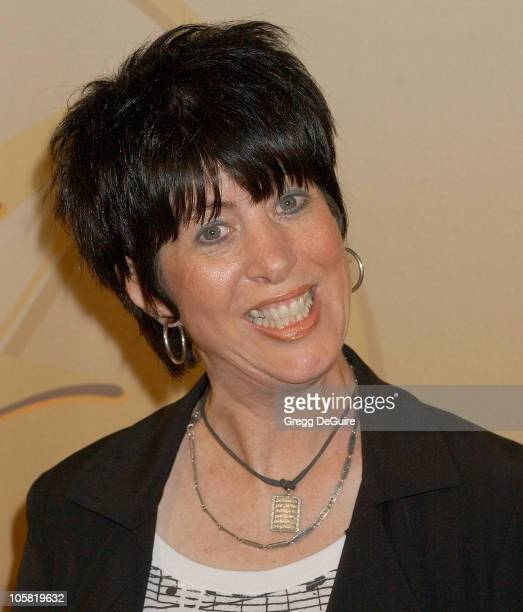 Diane Warren during 2006 Women In Film Crystal Lucy Awards Arrivals at Century Plaza Hotel in Century City California United States