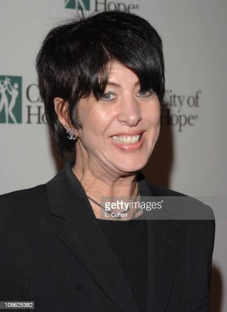 Diane Warren during The City of Hope's 'Spirit of Life' Award Gala Honoring BMG US President Charles Goldstuck at Pacific Design Center in West...