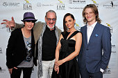 Diane Warren Robert Englund Mena Suvari and Lucas Till attend the Catalina Film Festival on September 26 2015 in Avalon California