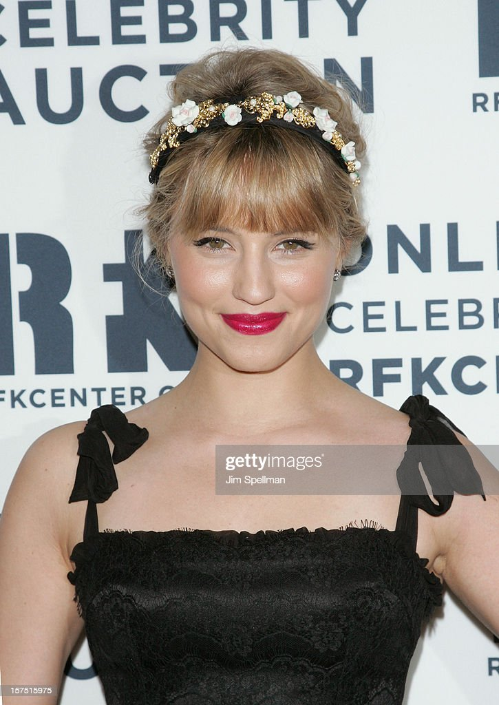 Dianna Agron attends 2012 Ripple Of Hope Gala at The New York Marriott Marquis on December 3, 2012 in New York City.