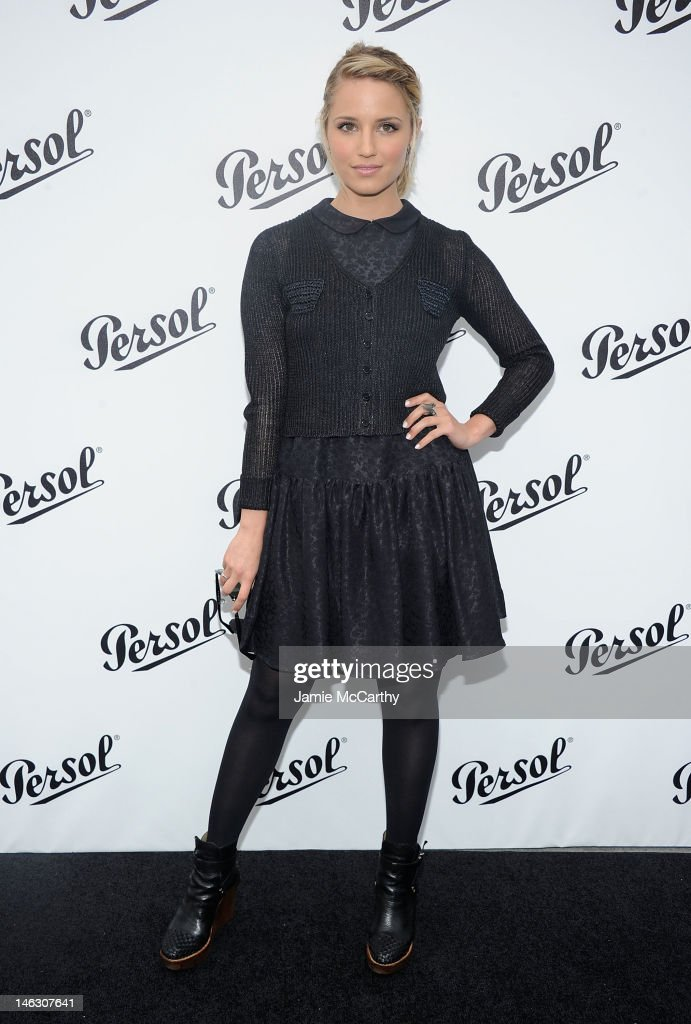 Dianna Agron attends Persol Magnificent Obsessions: 30 Stories Of Craftmanship In Film Event at Museum of the Moving Image on June 13, 2012 in the Queens burough of New York City.