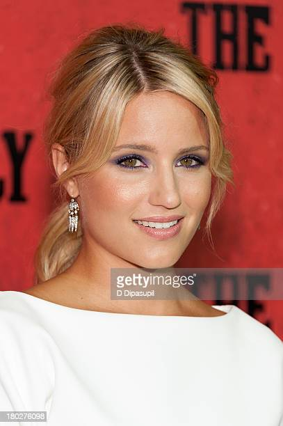 Dianna Agron attends 'The Family' World Premiere at AMC Lincoln Square Theater on September 10 2013 in New York City