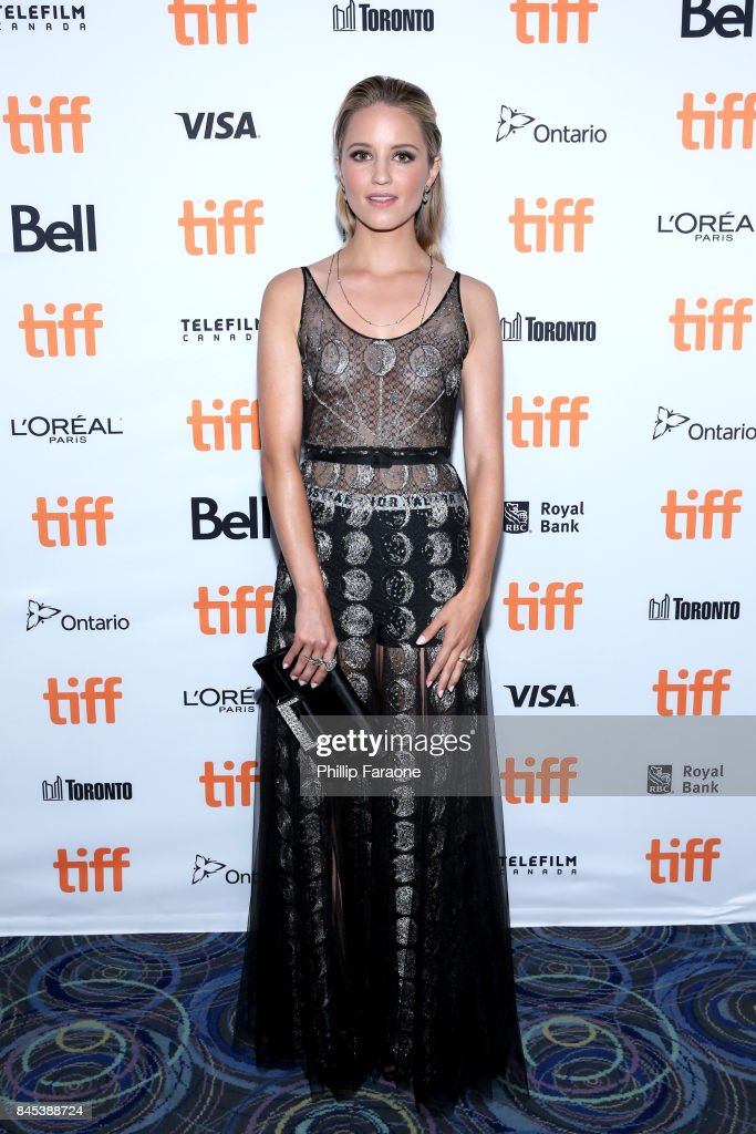 Dianna Agron attends the 'Novitiate' premiere during the 2017 Toronto International Film Festival at Scotiabank Theatre on September 10, 2017 in Toronto, Canada.