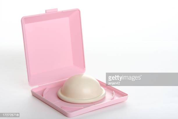 A diaphragm cup insert for birth control