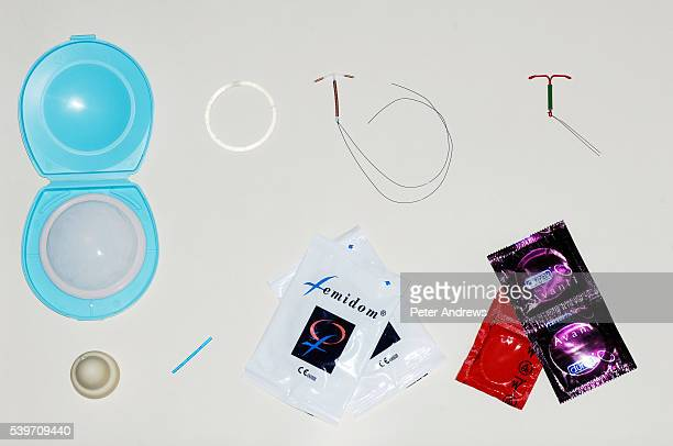 Diapraghm vaginal ring Intrauterine device Intrauterine System condoms femidoms contaceptive implant cap All are forms of modern contraception