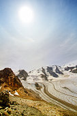 Diavolezza glacier, Morteratsch