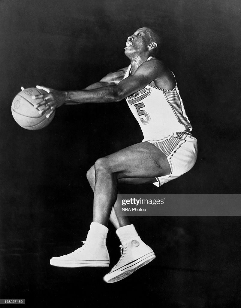 Los Angeles Lakers Dick Barnett