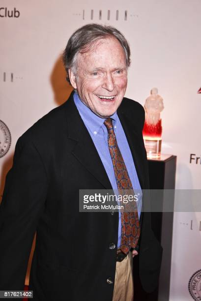 Dick Cavett attends THE NEW YORK FRIARS CLUB ROAST OF QUENTIN TARANTINO at Friars Club on December 1 2010 in New York City