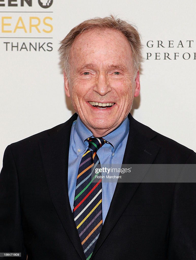 Dick Cavett attends the THIRTEEN 50th Anniversary Gala Salute at David Koch Theatre at Lincoln Center on November 15, 2012 in New York City.