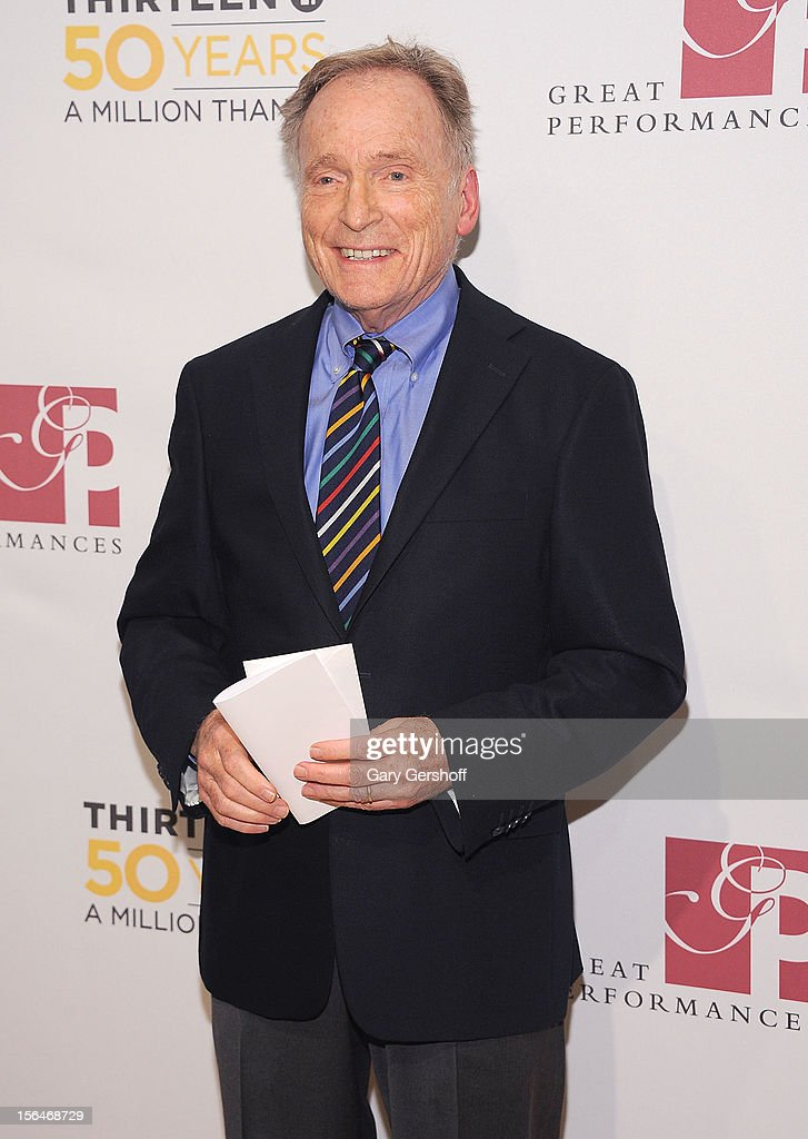 Dick Cavett attends the THIRTEEN 50th Anniversary Gala Salute at the David H. Koch Theater, Lincoln Center on November 15, 2012 in New York City.