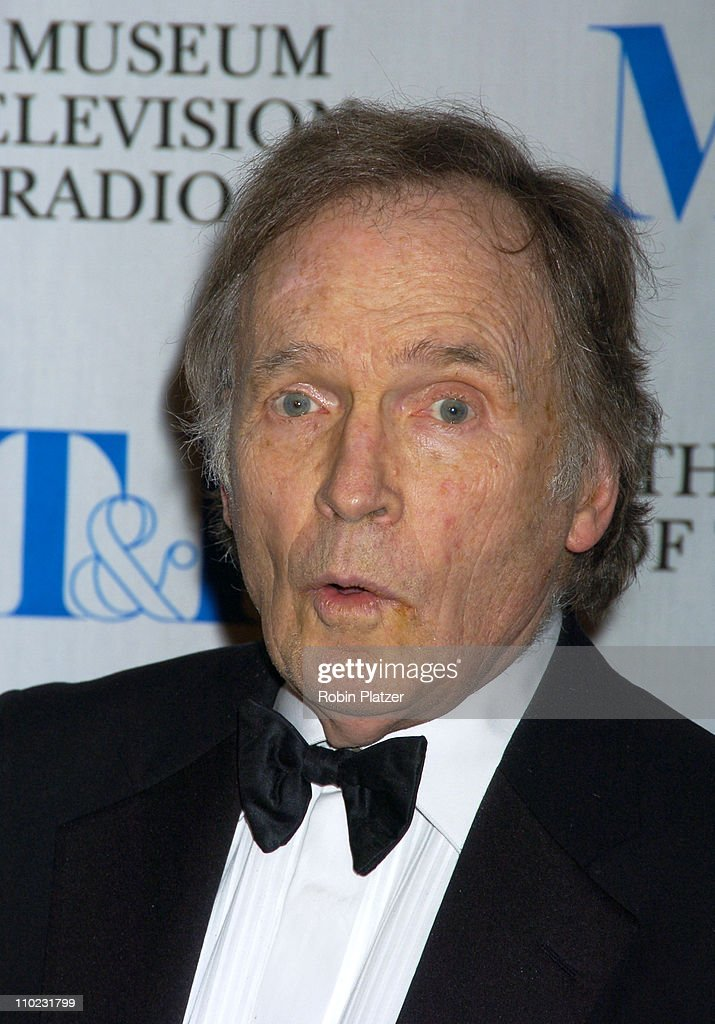 <a gi-track='captionPersonalityLinkClicked' href=/galleries/search?phrase=Dick+Cavett&family=editorial&specificpeople=217287 ng-click='$event.stopPropagation()'>Dick Cavett</a> during Merv Griffin Honored at the Museum of Television and Radio's Annual Gala at The Waldorf Astoria Hotel in New York City, New York, United States.