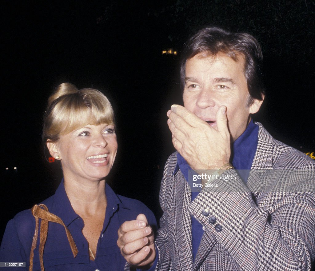 Dick Clak and wife Kari Clark sighted on September 25 1979 in Beverly Hills California