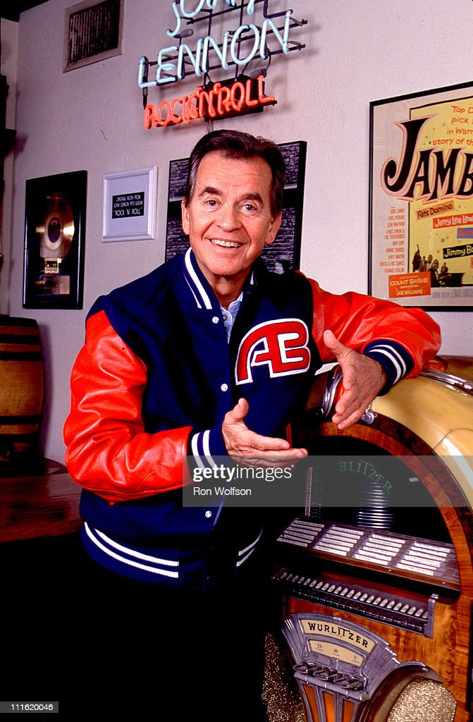 <a gi-track='captionPersonalityLinkClicked' href=/galleries/search?phrase=Dick+Clark&family=editorial&specificpeople=213041 ng-click='$event.stopPropagation()'>Dick Clark</a> photo shoot at his office. during <a gi-track='captionPersonalityLinkClicked' href=/galleries/search?phrase=Dick+Clark&family=editorial&specificpeople=213041 ng-click='$event.stopPropagation()'>Dick Clark</a> - Photo Shoot at <a gi-track='captionPersonalityLinkClicked' href=/galleries/search?phrase=Dick+Clark&family=editorial&specificpeople=213041 ng-click='$event.stopPropagation()'>Dick Clark</a>'s Office in Burbank, California, United States.