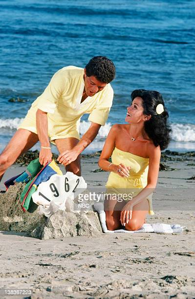 EVENT 'Dick Clark's Good Old Days Part II' Pictured Frankie Avalon Annette Funicello