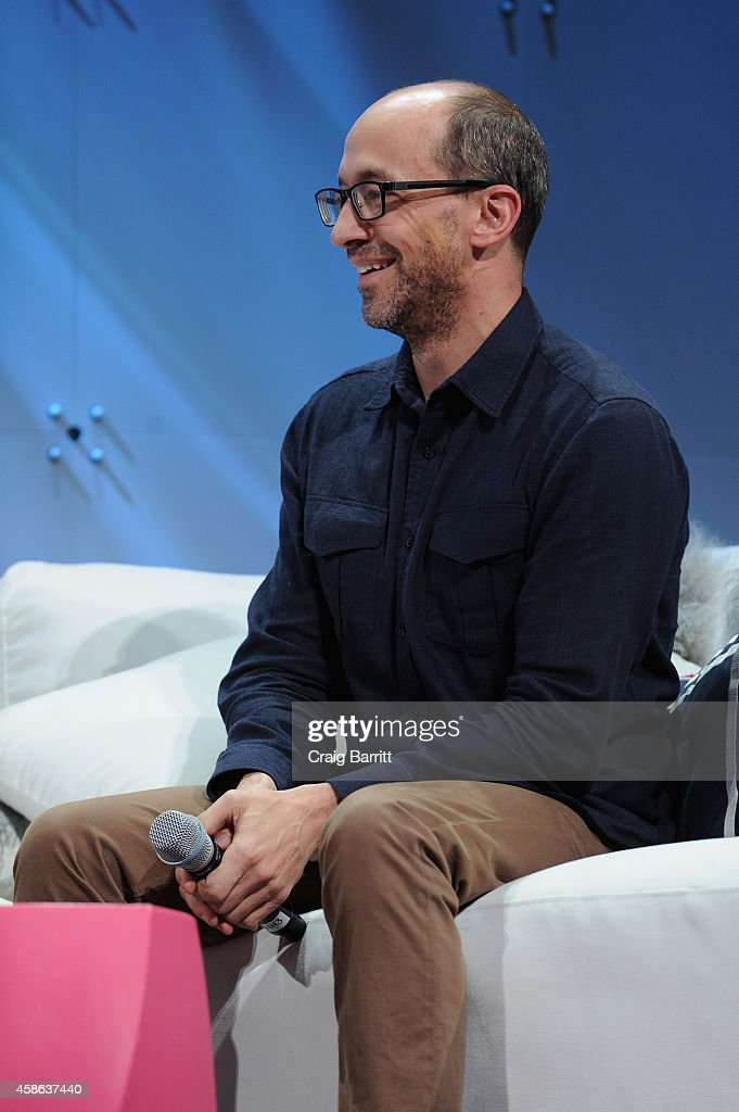 Dick Costolo CEO of Twitter speaks onstage during Cosmopolitan Magazine's Fun Fearless Life Conference powered by WME Live at The David Koch Theatre...