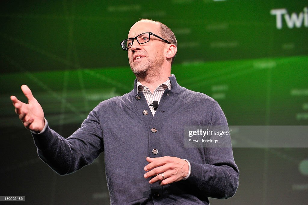 Dick Costolo of Twitter attends TechCruch Disrupt SF 2013 at San Francisco Design Center on September 9 2013 in San Francisco California