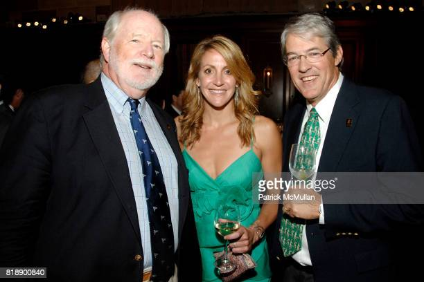 Dick Enersen Summer Sanders and Fred Northup attend Right To Play RED BALL GALA at Gotham Hall on May 25 2010 in New York City