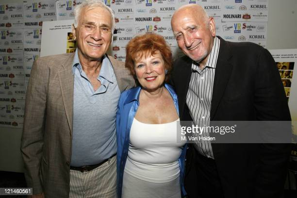 Dick Latessa Anita Gillette and Dominic Chianese during The Great New Wonderful Premiere to Benefit Creative Alternative of New York at Angelika Film...