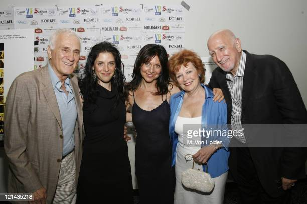 Dick Latessa Lucy McLellan Emily Nash Anita Gillette and Dominic Chianese