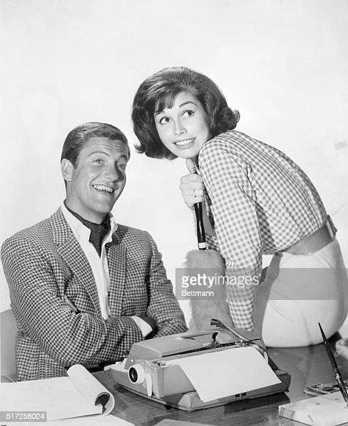Dick Van Dyke and Mary Tyler Moore in their roles on The Dick Van Dyke Show