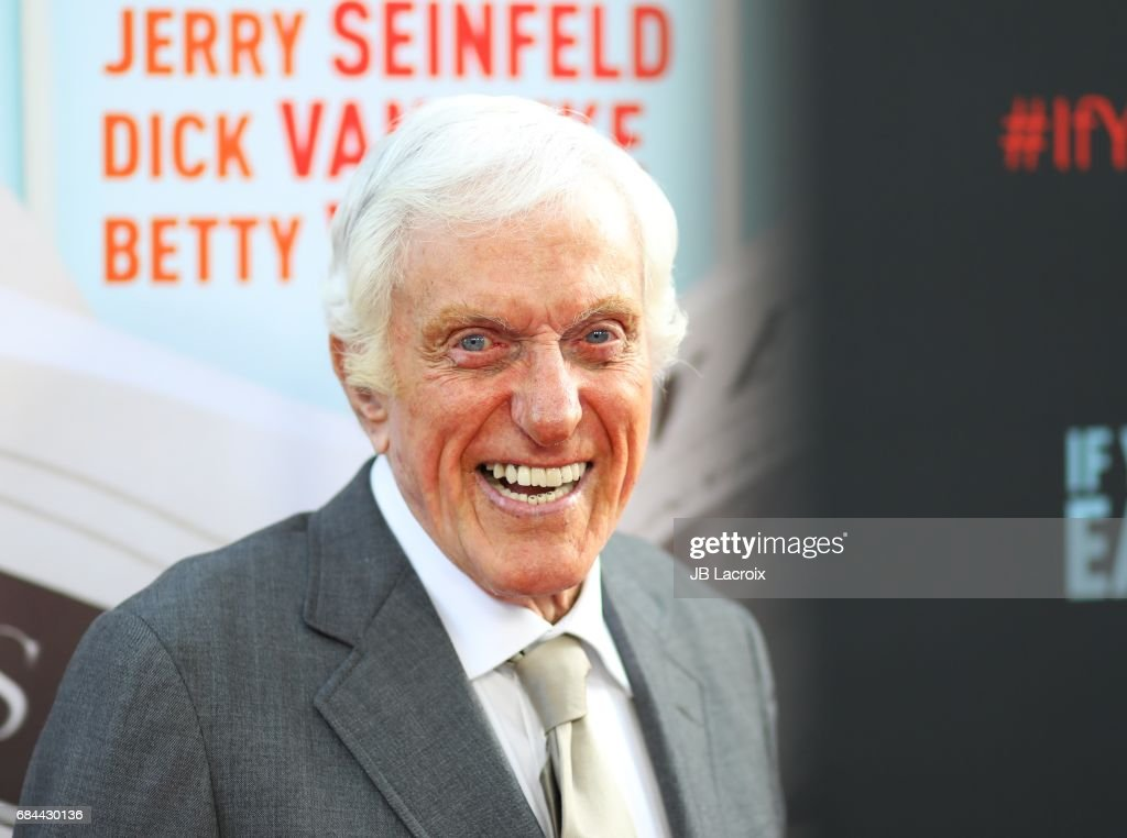 Dick Van Dyke attends the premiere of HBO's 'If You're Not In The Obit, Eat Breakfast' on May 17, 2017 in Beverly Hills, California.