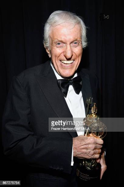 Dick Van Dyke recipient of the Britannia Award for Excellence in Television presented by Swarovski at the 2017 AMD British Academy Britannia Awards...
