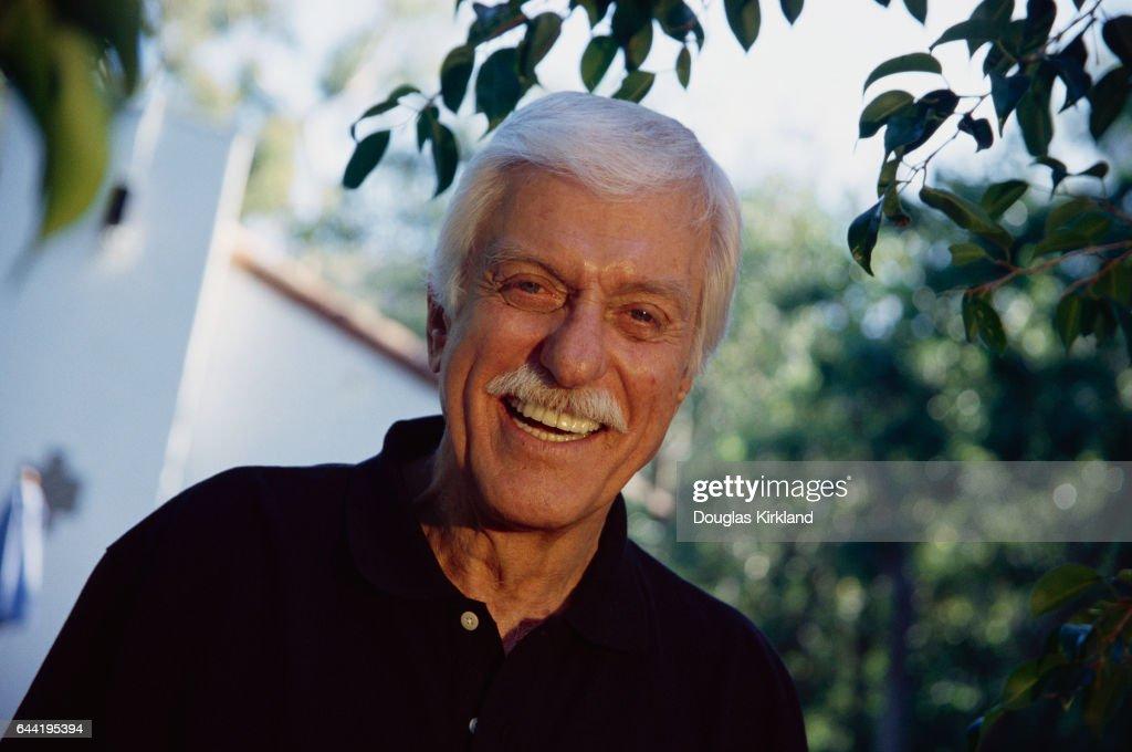 Dick Van Dyke Smiling