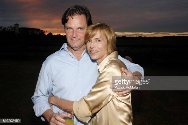Dick Vaughn and Doris Burke attend 11th Annual Love Heals at Luna Farm 'A Picture Perfect Summer' Presented by Sony NEX Cameras at Luna Farm on July...