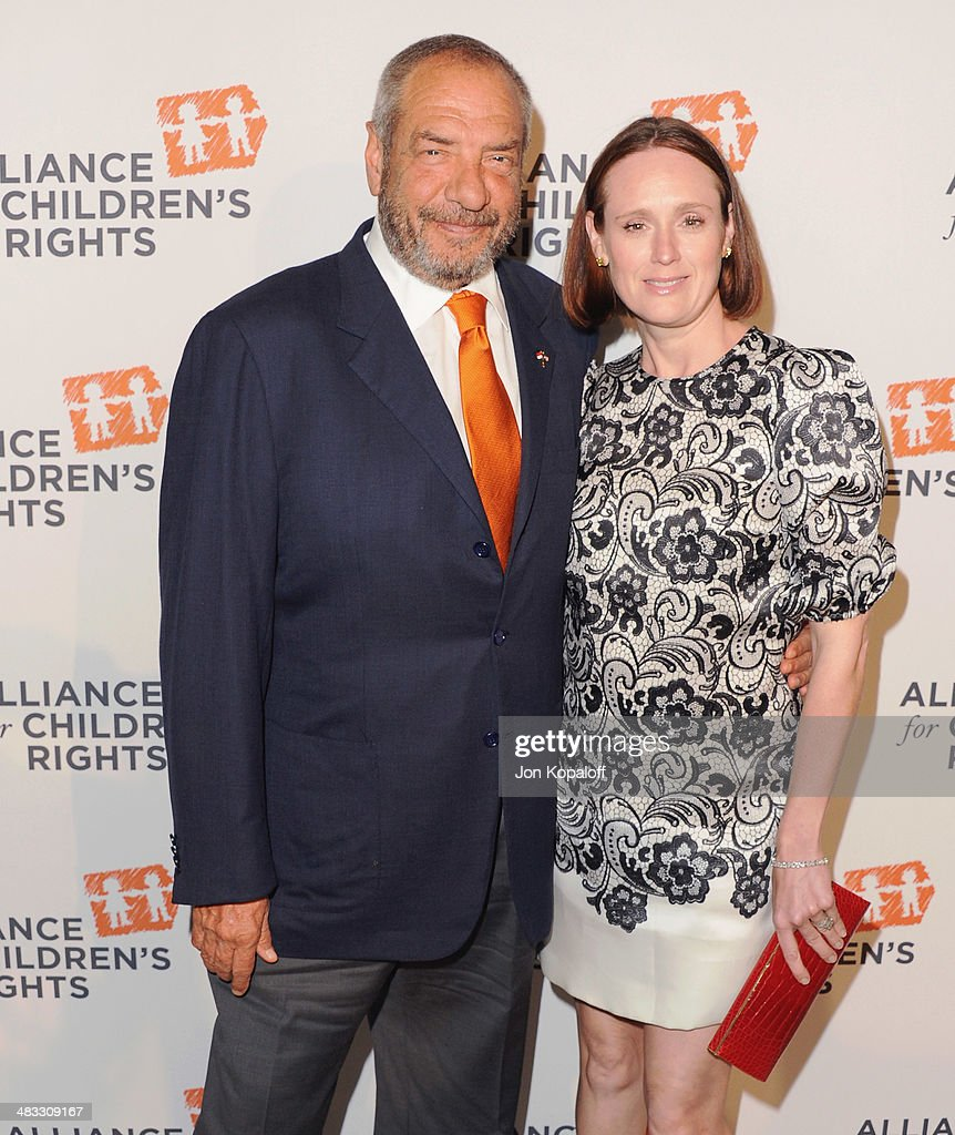 <a gi-track='captionPersonalityLinkClicked' href=/galleries/search?phrase=Dick+Wolf&family=editorial&specificpeople=210651 ng-click='$event.stopPropagation()'>Dick Wolf</a> and Noelle Lippman arrive at The Alliance For Children's Rights 22nd Annual Dinner at The Beverly Hilton Hotel on April 7, 2014 in Beverly Hills, California.