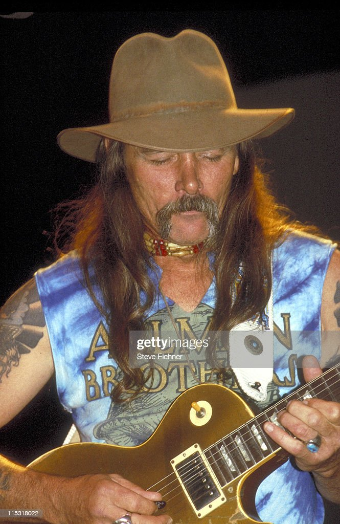 Allman Brothers in Concert at MSG