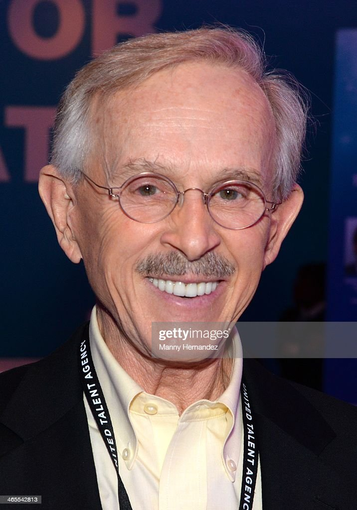 Dickie Smothers is sighted at NATPE 2014 in Miami Beach at Fontainebleau Miami Beach on January 27, 2014 in Miami Beach, Florida.