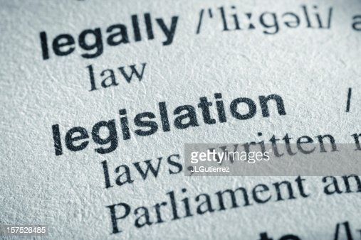 Dictionary page features the word legislation in bold print