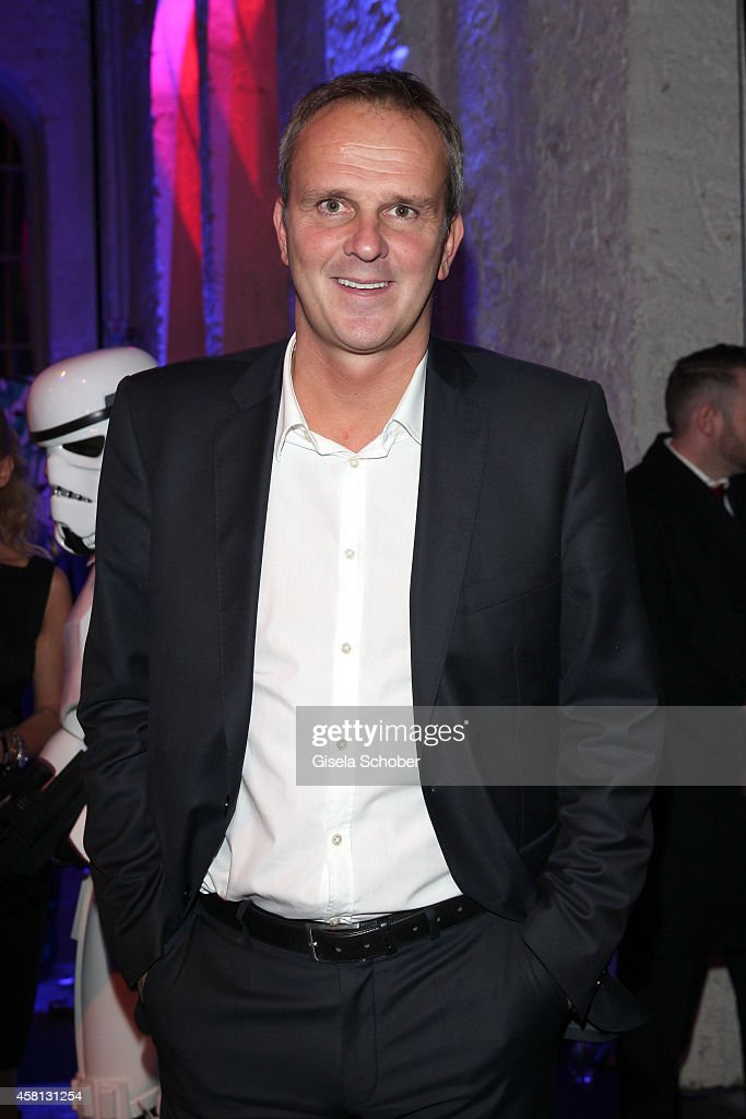 Didi Hamann attends the Generation Sky Event at Reithalle on October 30, 2014 in Munich, Germany.