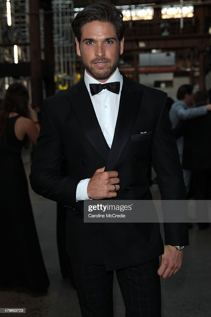 Didier Cohen poses before the 12th ASTRA Awards at Carriageworks on March 20, 2014 in Sydney, Australia.