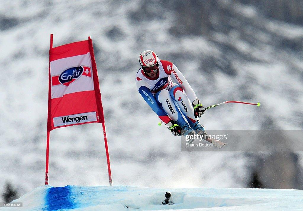 AUDI FIS World Cup - Men's Downhill