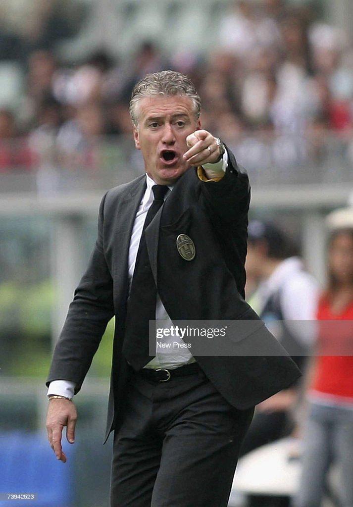 Juventus v Genoa