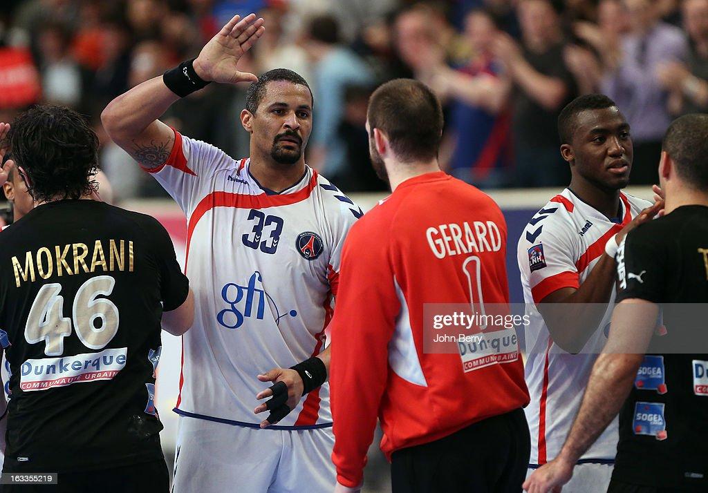Paris Saint-Germain Handball v Dunkerque - Division 1