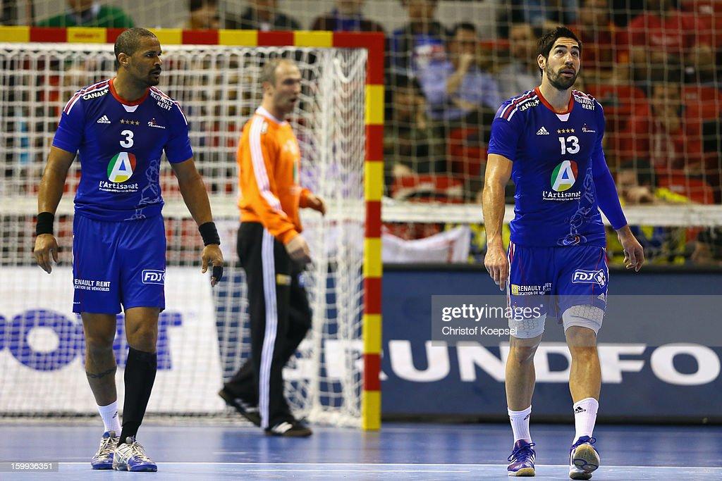 Quarterfinals - Men's Handball World Championship 2013