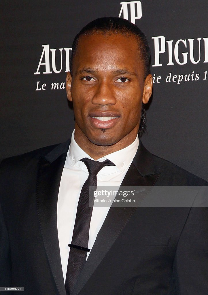 <a gi-track='captionPersonalityLinkClicked' href=/galleries/search?phrase=Didier+Drogba&family=editorial&specificpeople=179398 ng-click='$event.stopPropagation()'>Didier Drogba</a> attends the 'Fundaction Privada Samuel Eto'o' Charity Event Red Carpet on March 17, 2011 in Milan, Italy.